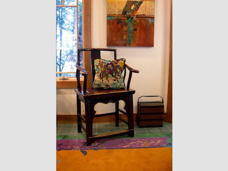 Chinese Chair Vignette
